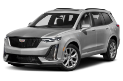 Picture of the 2021 Cadillac XT6