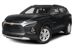 Picture of the 2021 Chevrolet Blazer