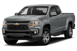 Picture of the 2021 Chevrolet Colorado