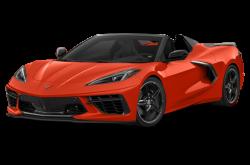 Picture of the 2021 Chevrolet Corvette