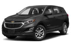 Picture of the 2021 Chevrolet Equinox
