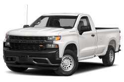 Picture of the 2021 Chevrolet Silverado 1500