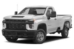 Picture of the 2021 Chevrolet Silverado 2500HD