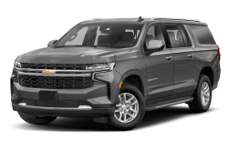 Picture of the 2021 Chevrolet Suburban