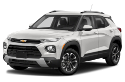 New 2021 Chevrolet Trailblazer