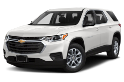 Picture of the 2021 Chevrolet Traverse
