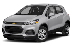 Picture of the 2021 Chevrolet Trax