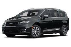 Picture of the 2021 Chrysler Pacifica Hybrid
