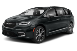 Picture of the 2021 Chrysler Pacifica