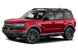 Picture of the 2021 Ford Bronco Sport