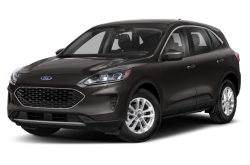 Picture of the 2021 Ford Escape