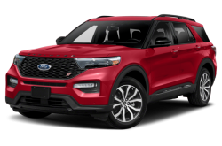 Picture of the 2021 Ford Explorer