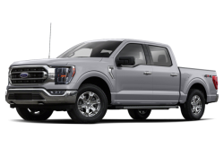 Picture of the 2021 Ford F-150