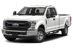 Picture of the 2021 Ford F-250