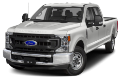 Picture of the 2021 Ford F-350