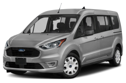 Picture of the 2021 Ford Transit Connect