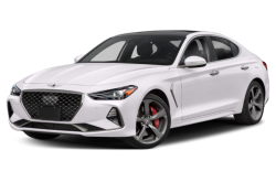 Picture of the 2021 Genesis G70
