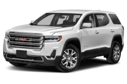 Picture of the 2021 GMC Acadia