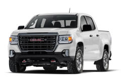 New 2021 GMC Canyon