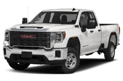 Picture of the 2021 GMC Sierra 2500HD