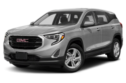 New 2021 GMC Terrain