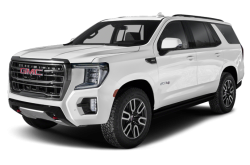 Picture of the 2021 GMC Yukon