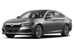 Picture of the 2021 Honda Accord Hybrid