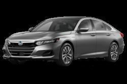 New 2021 Honda Accord Hybrid
