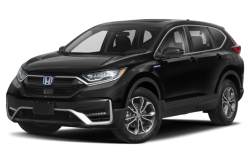 New 2021 Honda CR-V Hybrid