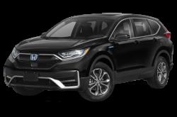 New 2021 Honda CR-V Hybrid
