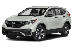 New 2021 Honda CR-V