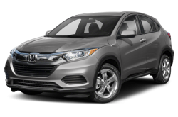 Picture of the 2021 Honda HR-V