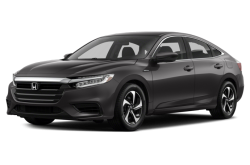Picture of the 2021 Honda Insight