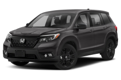 Picture of the 2021 Honda Passport