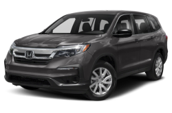 Picture of the 2021 Honda Pilot