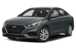 Picture of the 2021 Hyundai Accent