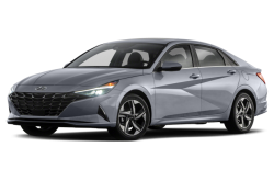 Picture of the 2021 Hyundai Elantra HEV