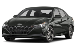 Picture of the 2021 Hyundai Elantra