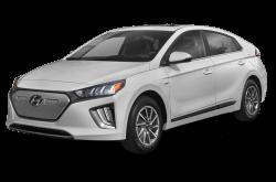 Picture of the 2021 Hyundai Ioniq EV