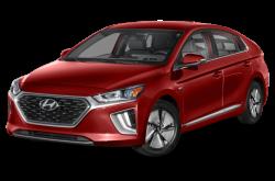Picture of the 2021 Hyundai Ioniq Hybrid