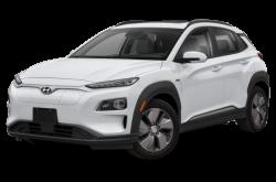 Picture of the 2021 Hyundai Kona EV
