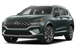 Picture of the 2021 Hyundai Santa Fe