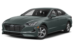 Picture of the 2021 Hyundai Sonata