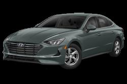 Picture of the 2021 Hyundai Sonata
