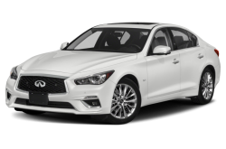 Picture of the 2021 INFINITI Q50
