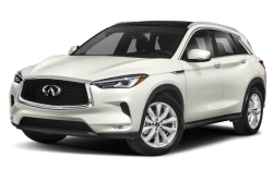 Picture of the 2021 INFINITI QX50