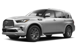 Picture of the 2021 INFINITI QX80
