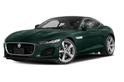 Picture of the 2021 Jaguar F-TYPE