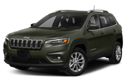 Picture of the 2021 Jeep Cherokee