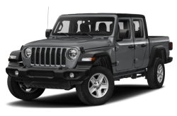 Picture of the 2021 Jeep Gladiator